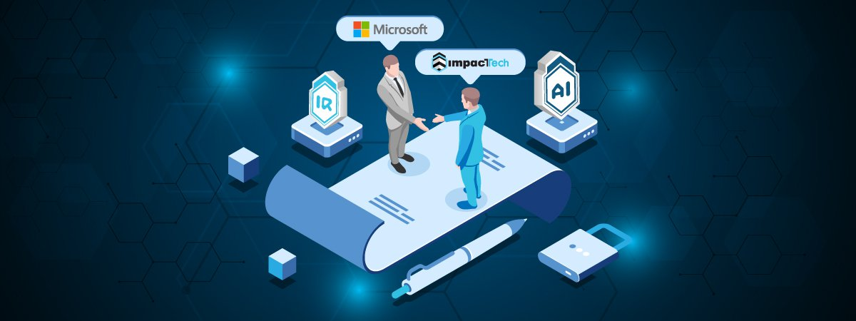 ImpacTech and Microsoft announce AI partnership