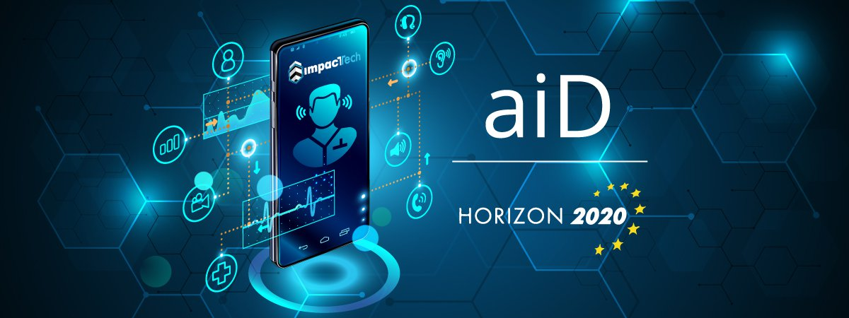 ImpacTech will provide expertise in AI and Machine Learning on aiD project to create solutions that help deaf people communicate in collaboration with Cyprus University of Technology