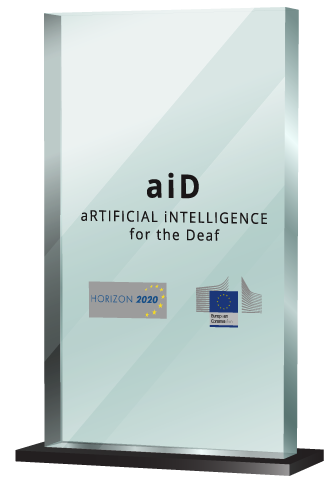 aiD: aRTIFICIAL iNTELLIGENCE for the Deaf