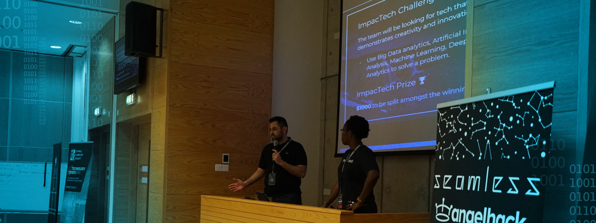 New ideas and energy flow at AngelHack Cyprus