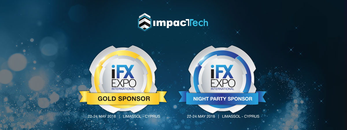 ImpacTech are Gold sponsors at iFX Expo