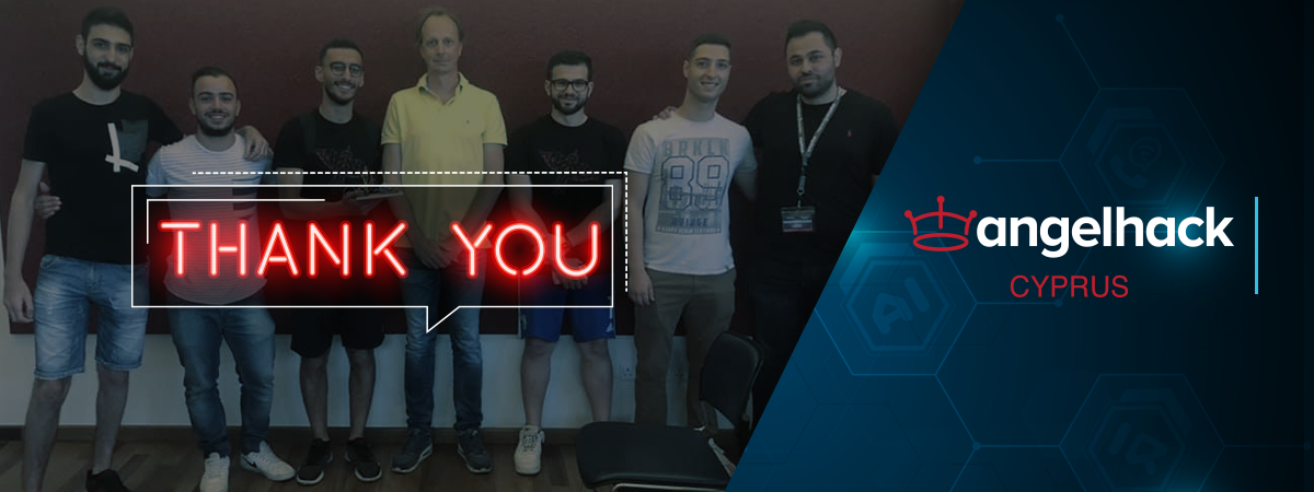 Life-saving tech a key theme at AngelHack Cyprus hackathon 2019
